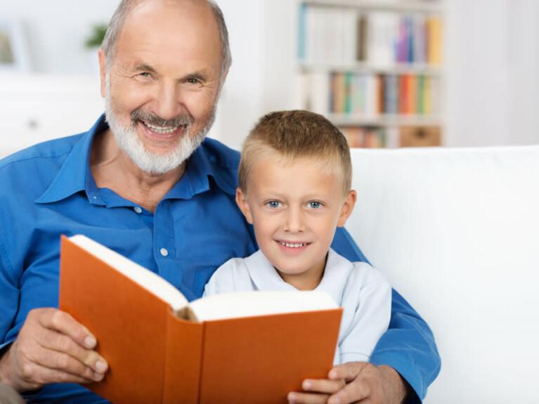 Seniors & Kids Pajama Storytime