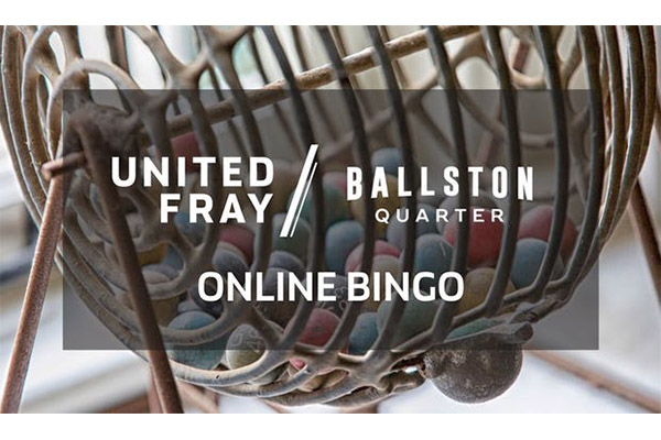 Online Bingo With Ballston Quarter & United Fray